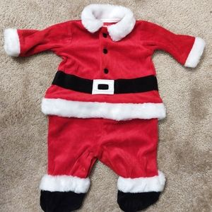 🎅Baby Santa One piece! Adorable!! 0-3 Months